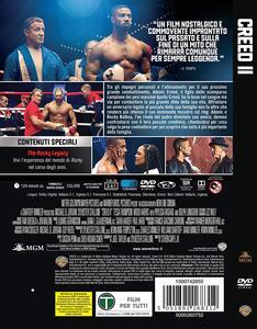 Creed 2 (DVD) di Steve Caple jr. - DVD - 2