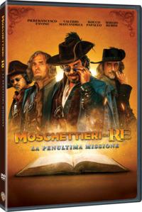 Cover Dvd Moschettieri del re. La penultima missione (DVD)