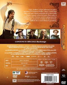 Moschettieri del re. La penultima missione (DVD) di Giovanni Veronesi - DVD - 2