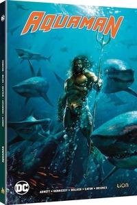 Cover Dvd Aquaman. Con fumetto (Blu-ray)