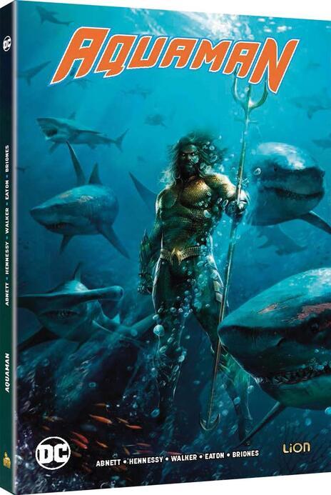 Aquaman. Con fumetto (Blu-ray) di James Wan - Blu-ray