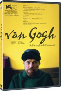 Van Gogh. Sulla soglia dell'eternità (DVD) di Julian Schnabel - DVD