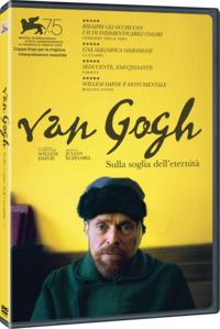 Cover Dvd Van Gogh. Sulla soglia dell'eternità (DVD)