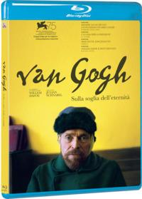 Cover Dvd Van Gogh. Sulla soglia dell'eternità (Blu-ray)
