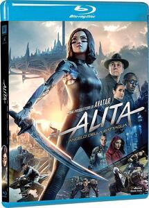 Alita. Angelo della battaglia (Blu-ray) di Robert Rodriguez - Blu-ray