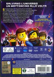 The Lego Movie 2. Una nuova avventura (DVD) di Mike Mitchell - DVD - 2