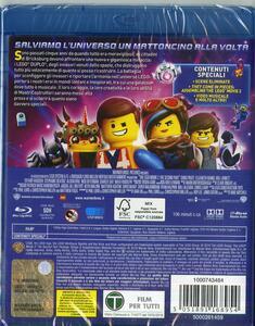 The Lego Movie 2. Una nuova avventura (Blu-ray) di Mike Mitchell - Blu-ray - 2