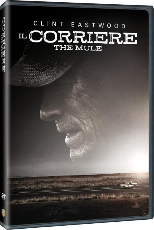corriere. The Mule (DVD) di Clint Eastwood - DVD