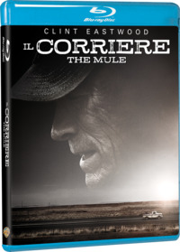 Cover Dvd Il corriere. The Mule (Blu-ray)