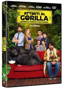 Attenti al gorilla (DVD) di Luca Miniero - DVD