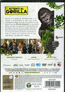 Attenti al gorilla (DVD) di Luca Miniero - DVD - 2