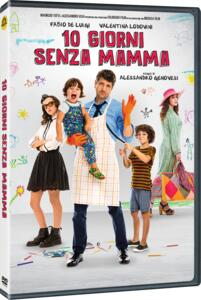 10 giorni senza mamma (DVD) di Alessandro Genovesi - DVD