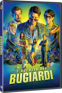 Cover Dvd L' agenzia dei bugiardi (DVD)