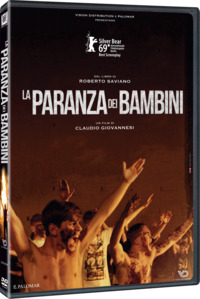 Cover Dvd La paranza dei bambini (DVD)