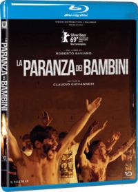 Cover Dvd La paranza dei bambini (Blu-ray)