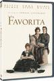 Cover Dvd DVD La favorita