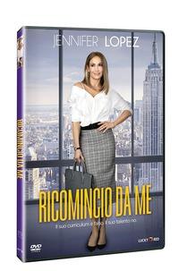 Cover Dvd Ricomincio da me (DVD)