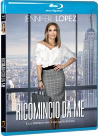Cover Dvd Ricomincio da me (Blu-ray)