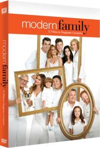 Modern Family. Stagione 8. Serie TV ita (3 DVD) - DVD