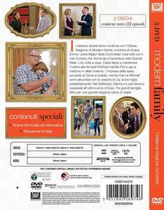 Modern Family. Stagione 8. Serie TV ita (3 DVD) - DVD - 2
