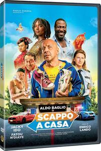 Scappo a casa (DVD) di Enrico Lando - DVD