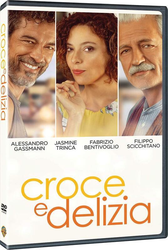 Croce e delizia (DVD) di Simone Godano - DVD