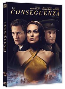 La conseguenza (DVD) di James Kent - DVD