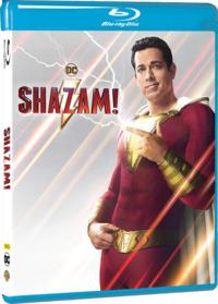 Cover Dvd Shazam! (Blu-ray)