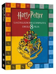 Cofanetto Harry Potter 1-8 con Trivial Pursuit Bitesize (8 DVD) di Chris Columbus,Alfonso Cuarón,Mike Newell,David Yates - 2