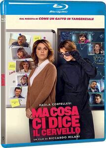 Ma cosa ci dice il cervello (Blu-ray) di Riccardo Milani - Blu-ray