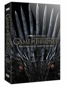 Il trono di spade. Game of Thrones. Stagione 8. Serie TV ita (3 DVD) - DVD