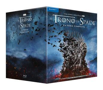Il trono di spade. Game of Thrones. Serie completa 1-8. Serie TV ita. Standard Edition (33 Blu-ray) - Blu-ray
