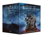 Il trono di spade. Game of Thrones. Serie completa 1-8. Serie TV ita. Standard Edition (33 Blu-ray)