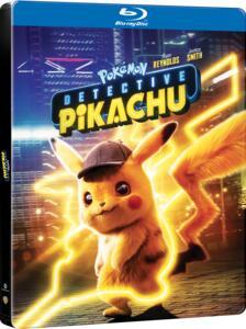 Detective Pikachu. Con Steelbook (Blu-ray) di Rob Letterman - Blu-ray