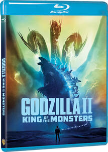 Godzilla 2. King of the Monsters (Blu-ray) di Michael Dougherty - Blu-ray