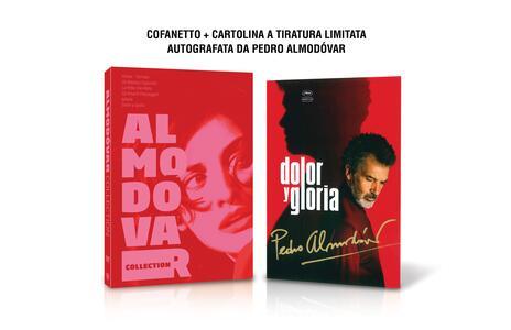 Pedro Almodovar Collection. Con cartolina autografata (6 DVD) (Esclusiva IBS.it) di Pedro Almodóvar - 2