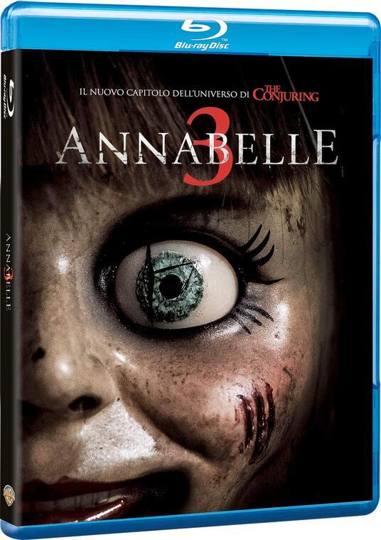 Annabelle 3 (Blu-ray) di Gary Dauberman - Blu-ray