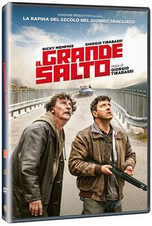 Il grande salto (DVD) di Giorgio Tirabassi - DVD