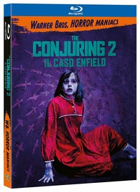 Cover Dvd The Conjuring 2. Il caso Enfield. Horror Maniacs (Blu-ray)