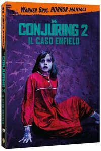 Cover Dvd The Conjuring 2. Il caso Enfield. Horror Maniacs (DVD)