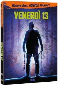 Cover Dvd Venerdì 13. Horror Maniacs (DVD)