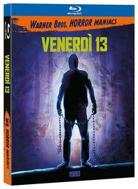 Cover Dvd Venerdì 13. Horror Maniacs (Blu-ray)