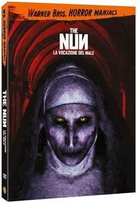 Cover Dvd The Nun. La vocazione del male. Horror Maniacs (DVD)