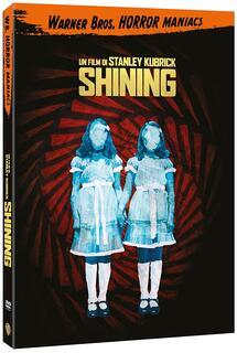 Film Shining. Horror Maniacs (DVD) Stanley Kubrick