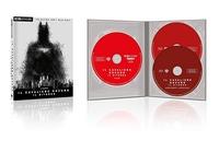 Cover Dvd Il cavaliere oscuro. Il Ritorno. Art Edition (Blu-ray + Blu-ray Ultra HD 4K)