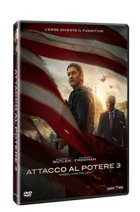 Cover Dvd Attacco al potere 3. Angel Has Fallen (DVD)