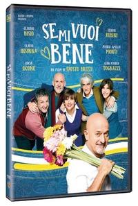 Cover Dvd Se mi vuoi bene (DVD)