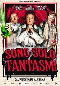 Cover Dvd Sono solo fantasmi (DVD)