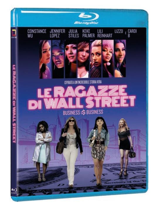 Le ragazze di Wall Street (Blu-ray) di Lorene Scafaria - Blu-ray