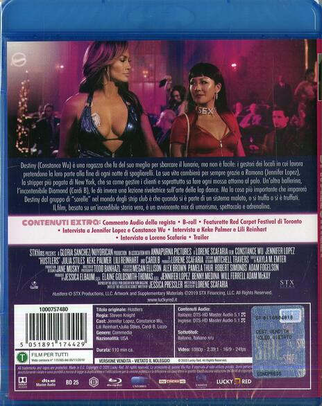Le ragazze di Wall Street (Blu-ray) di Lorene Scafaria - Blu-ray - 2